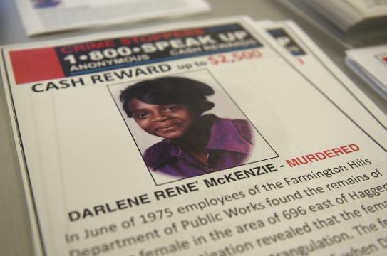 Family of Darlene Rene McKenzie hopes for justice