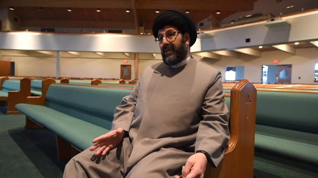 Imam Hassan Al-Qazwini speaks about interfaith work and misconceptions about Islam with the opening of the Islamic Institute of America in Dearborn Heights.