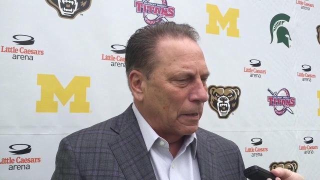 Tom Izzo on Dan Gilbert and Detroit's renaissance