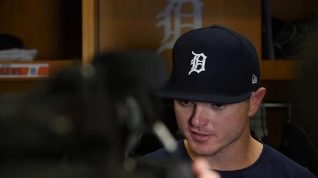 Tigers' Justin Wilson on the bullpen