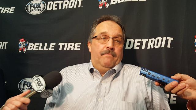 Pistons coach Stan Van Gundy discusses the loss to the Magic in the season finale.