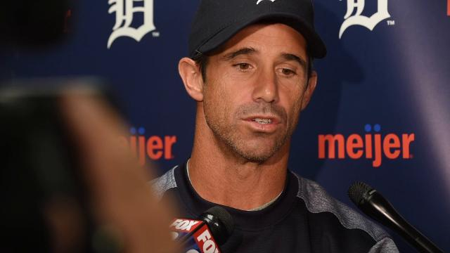 Tigers manager Brad Ausmus on the win over the Twins on Tuesday.
