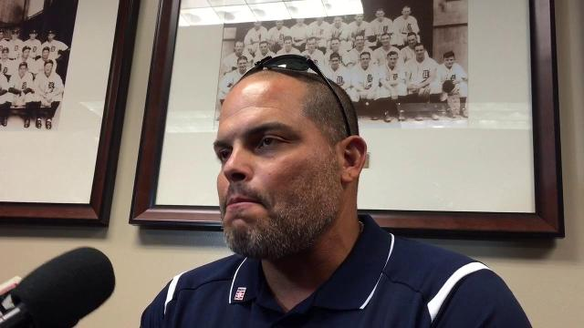 Pudge Rodriguez on his time in Detroit
