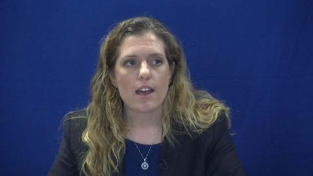 Sarah Kull, Assistant Special Agent in Charge for the Internal Revenue Service's Detroit Field Office,    warns about phone calls from people falsely claiming to represent the IRS.