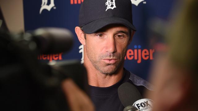 Tigers manager talks about his team's performance and some bright spots in Thursday's 2-1 loss.