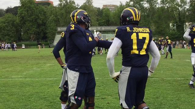 UM's Rashan Gary offers sage advice
