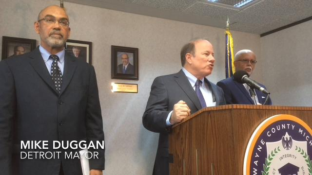 Officials announce aid for people behind on property taxes.