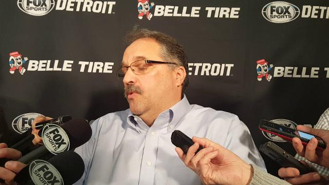 Pistons coach Stan Van Gundy discusses Kentavious Caldwell-Pope and his and drunk driving charge.
