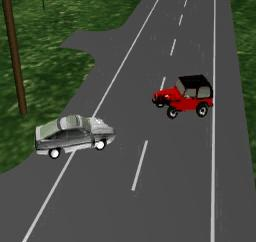 MSP use computer animation to help recreate the details of traffic accidents