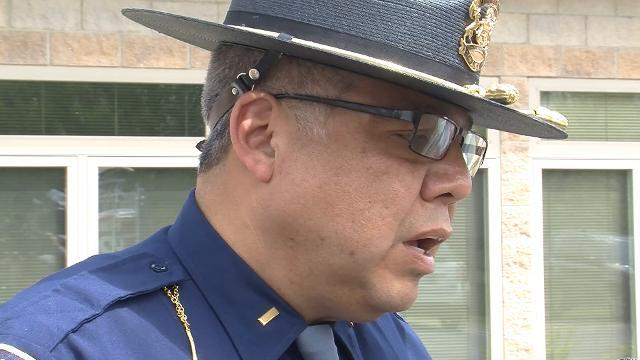 State police brief media on fatal crash near Howell