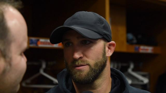 Tigers' Tyler Collins on his process and results
