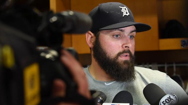 Tigers pitcher Michael Fulmer on the team win