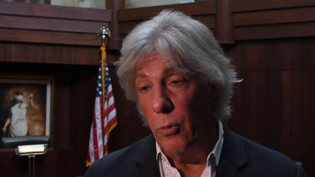 Geoffrey Fieger is representing five women who are accusing attorney MIke Morse of sexual assault.