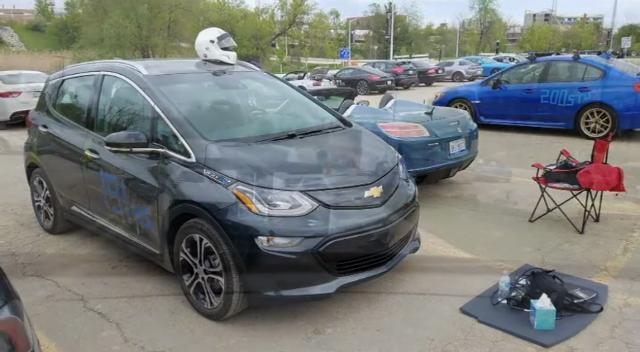 Henry Payne goes zero to sixty in the 2017 Chevy Bolt EV