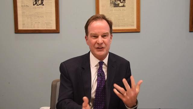 Schuette says Lyon, Wells should resign over Flint charges